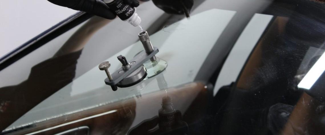 Ремонт сколов лобового стекла в Митино